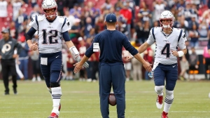 Is Patriots' QB Situation 'Biggest Missed Opportunity' Of NFL Offseason?