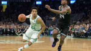 Celtics', Red Claws' Tremont Waters Named NBA G League Rookie Of The Year