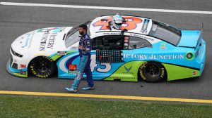 NESN Diary: NASCAR Made Profound Statement At Talladega (And Other Random Thoughts)