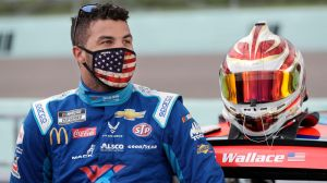 FBI Finds Noose In Bubba Wallace's Garage Stall Was Installed Last Year