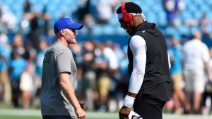 Bills Reporter Thinks Buffalo Still AFC East Favorite Despite Cam Newton News
