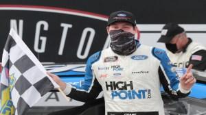 NASCAR Driver Chase Briscoe Lands Vicious Self-Burn On Reddit