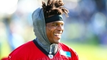 Take A Look At Cam Newton's First Photo In A Patriots Uniform
