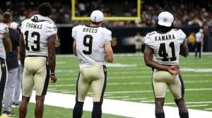 Saints' Michael Thomas, Alvin Kamara Willing To Move Past Drew Brees' Comments