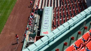 Red Sox Adding Temporary Dugouts In Stands To Social Distance During Games