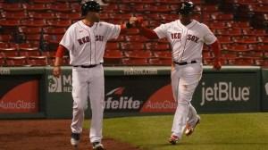 Red Sox Vs. Rays Lineups: Rafael Devers Returns, Kevin Pillar Leads Off