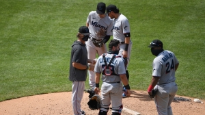 MLB Temporarily Pauses Marlins Season After Outbreak Of COVID-19