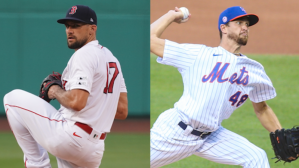 Xfinity Report: Red Sox Face Excellent Pitching In Series Vs. Mets