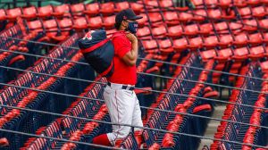 Xander Bogaerts Supporting COVID Precautions To Protect Red Sox 'Family'