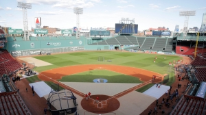 Watch Video Highlights From Red Sox's Summer Camp Return At Fenway Park