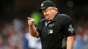 MLB Umpire Joe West Not Worried About COVID-19: 'No Virus Is Going To Get Me'
