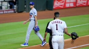 MLB Suspends Dodgers' Joe Kelly For Eight Games After Incident Vs. Astros