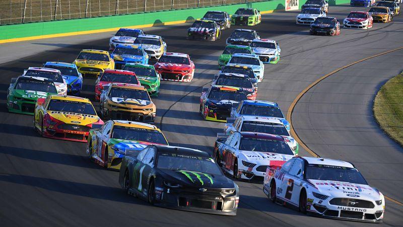 NASCAR 2020 Live Stream: Watch Sunday's Quaker State 400 Online, On TV