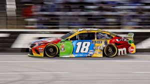 NASCAR Cup Series Lineup: Full Running Order For Sunday's Race At Texas