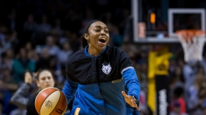 Two-Time WNBA Champ Renee Montgomery Joins 'After Hours' To Discuss Injustice