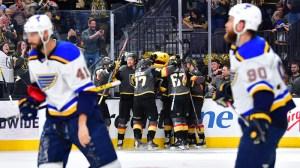 Golden Knights Vs. Blues Live Stream: Watch NHL Round-Robin Game Online