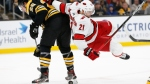 Watch Now: Bruins Face Hurricanes In Game 1 On NESN