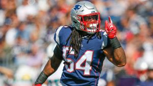 Dont'a Hightower Motivated Fiancée Through Labor With Patriots' Mantra