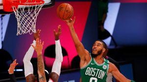 Jayson Tatum Sets Record Straight About Haircut Before Celtics-Trail Blazers