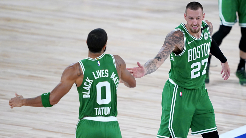 Celtics Wrap: Boston's Offense, Defense Dominates Raptors In 122-100 Win