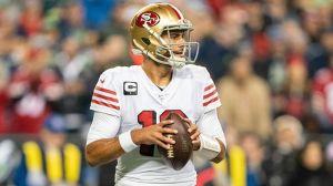 Why Jimmy Garoppolo Wasn't Fazed By 49ers' Interest In Tom Brady
