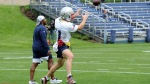 Julian Edelman Offers First Impression Of Patriots Teammate Cam Newton