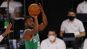 Why Kendrick Perkins Holds 'Major Concerns' About Kemba Walker, Celtics