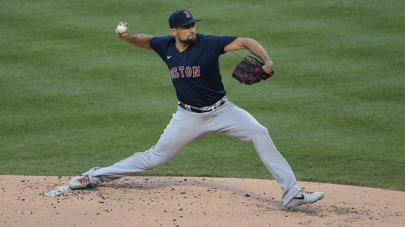 Red Sox Vs. Rays Lineups: Boston Looks To Bounce Back With Nathan Eovaldi On Mound