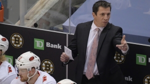 Hurricanes' Rod Brind'Amour Fined $25K By NHL For Ripping League, Officials