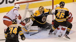 Bruins Notes: Tuukka Rask Likely To Play Game 3; David Pastrnak Not So Much?
