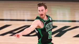 Celtics Notes: Gordon Hayward Is Playing His Best Basketball As Celtic In The Bubble