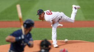 Red Sox Wrap: In Kyle Hart Debut, Two Position Players Pitch In 17-8 Loss To Rays
