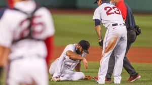 Red Sox Notes: Jose Peraza Getting Hit By Line Drive 'About As Bad As It Gets'