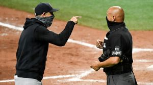 Watch Aaron Boone Get Ejected Following Heated Argument With Umpire