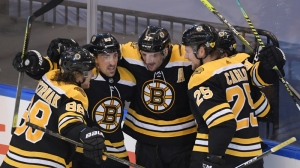 Bruins Notes: Why Top Line Clicking In Game 1 Wasn't A Relief For Bruce Cassidy