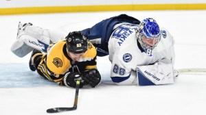 Bruins Look To Get Back On Track Wednesday Vs. Atlantic Rival Lightning