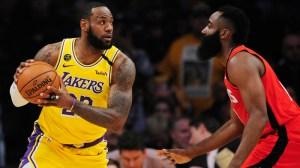 Lakers Vs. Rockets Live Stream: Watch NBA Seeding Game Online