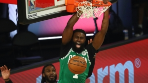 Celtics Wrap: Jaylen Brown, Jayson Tatum Can't Propel Boston Past Heat