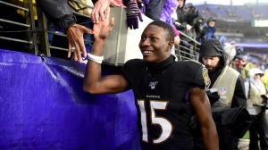 Hollywood Brown Campaigns For Ravens To Add Cousin Antonio Brown