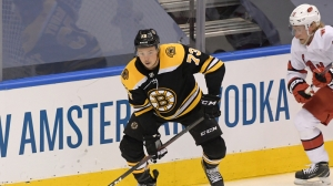 Bruins Building Off Of Game 1 Win With Strong Start Thursday Vs. Hurricanes
