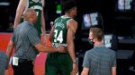 Giannis Antetokounmpo Ejected After Brutally Head-Butting Mo Wagner