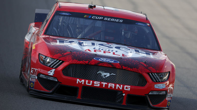 Here Are Updated NASCAR Standings After Kevin Harvick's Michigan Sweep