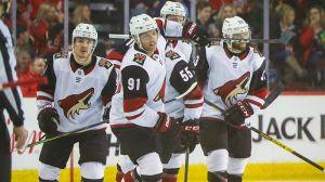 Coyotes Vs. Predators Live Stream: Watch NHL Playoff Game 3 Online