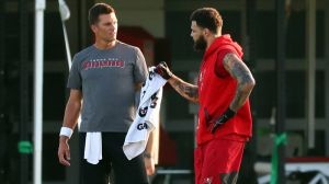 Here Are 13 Strange Photos Of Tom Brady At Buccaneers Training Camp