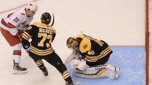 Berkshire Bank Hockey Night In New England: Projected Bruins-Hurricanes Game 2 Lines, Pairings