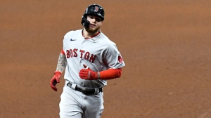 Watch Alex Verdugo Blast Homer Over Monster To Give Red Sox Lead