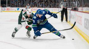 Wild Vs. Canucks Live Stream: Watch NHL Playoff Game Online