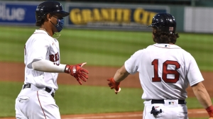 Xander Bogaerts Continues Impressive Offensive Stretch, Despite Red Sox Loss