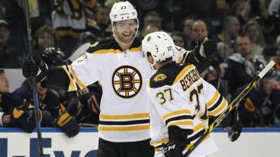 Boston Bruins defenseman Dougie Hamilton