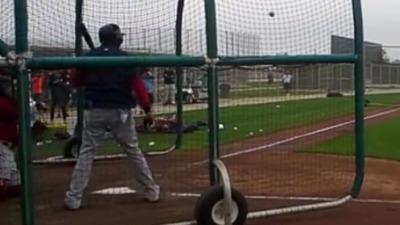 Boston Red Sox slugger David Ortiz